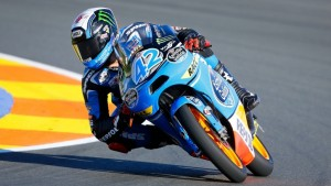 Alex Rins is the title favourite for 2014 after running Viñales so close last season.