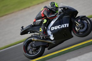 Can Crutchlow be the man to spearhead the Ducati charge?