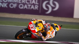 Honda have had a request granted to allow Marquez to test in Qatar.