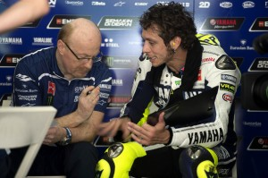 Galbusera is impressed with the detail in which Rossi sets his bike up with, and doesn't see why the Doctor can't win his tenth title in 2014.