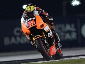 Espargaro has proved to be impossible to catch in Qatar.