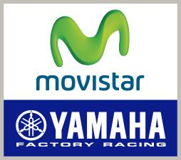 The New Logo Of Movistar Yamaha MotoGP Team
