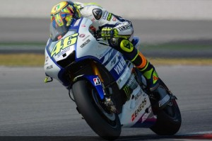 Rossi has improved day on day in Sepang.