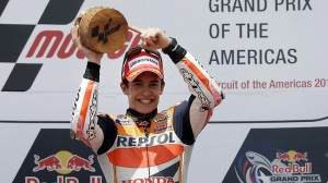 Marc Marquez has said he hopes to continue his dream with Honda.