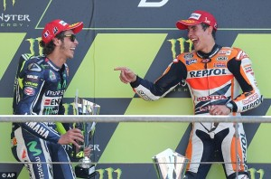 Marc Marquez manages something not even Valentino Rossi could do.