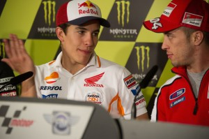 Dovi thinks Marquez should try and win every race this season, rather than consolidate his points lead.