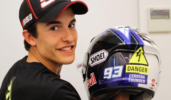 Marc.Marquez.Barcelona.helmet.2013_SHOEI_CHampion.Helmets_1