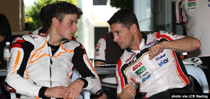 Miller MotoGP Honda Test 2015