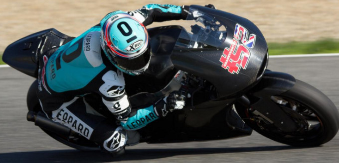 Danny Kent Moto2 Jerez
