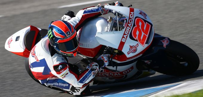 Sam Lowes Jerez