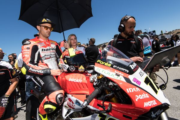 Loris Baz ruled out of Misano; Xavi Fores to replace him