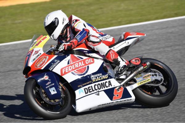 Binder and Navarro suffer injuries during Moto2 test