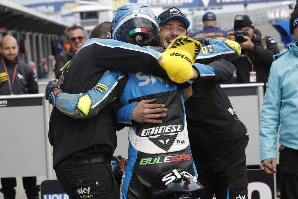 Nico Bulega aiming for third in World Championship at Valencia finale