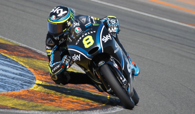 Nakagami and Bulega top tests in Valencia