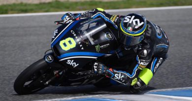 Bulega leads first official Moto3 test