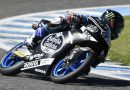Canet leads first day of Moto3 testing in Jerez