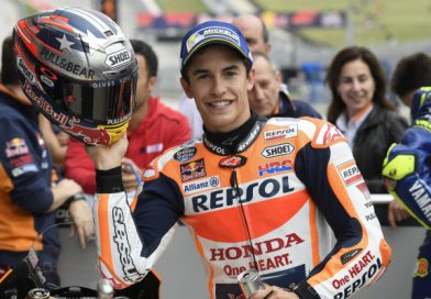Marquez dominates at COTA as Viñales crashes out