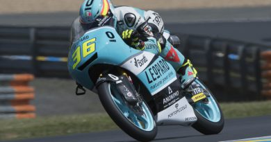 Joan Mir dominates in Le Mans and extends Championship lead