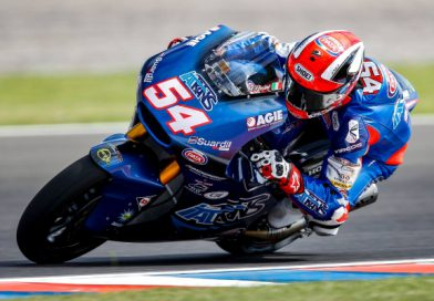 Passini claims first win in eight years in Mugello