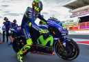 Rossi flies on Saturday morning, topping FP3