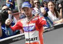 Dovizioso fights through illness for historic win