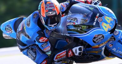 Canet wins red flagged Moto3 at Silverstone
