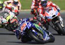Soft tyre pays off at Silverstone for Viñales