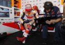 Marquez tops Brno MotoGP test
