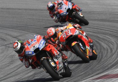 Lorenzo: I had to fight with a monster