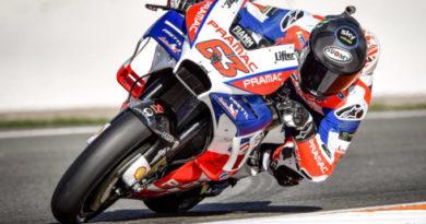 Rookies enjoy first days as MotoGP riders