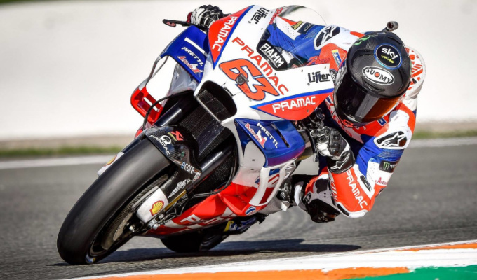 Rookies enjoy first days as MotoGP riders